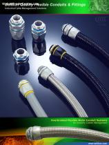 Electrical flexible conduit,connector,Liquidtight conduit