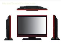 24 LCD TV  wide screen