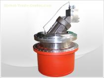 Replace Rexroth GFT series travel drive, track motor, excavator motor, final drive