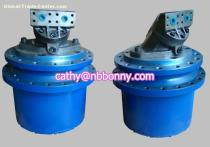 Rexroth GFT series track drive gearbox