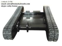 1-30 ton rubber tracked undercarriage