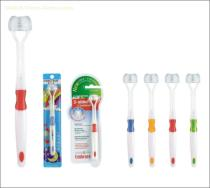 triple heads kids toothbrushSD-ET01