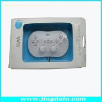 Brand new white classic controller for wii