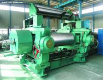 Open Type Two-Roll Mixing Mill For Rubber And Plastic