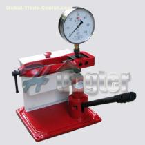 injector nozzle tester,test bench,head rotor,repair kit,delivery valve,diesel plunger,element,nozzle holder