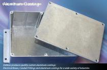 Aluminum Casting, Aluminum Electrical Boxes, Conduit Fittings and other Aluminum Castings
