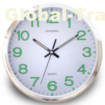 Changsheng Luminous wall clock 12""