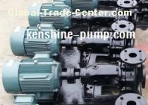 ISK Sereis open impeller centrifugal pump