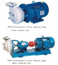 FSB Series fluoroplastic chemical pump