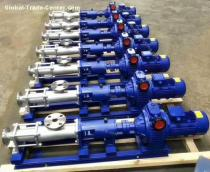 G Screw pump slurry pump rotary pump