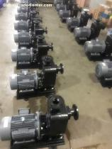 ZWL Self priming sewage pump closed coupling