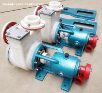 FZB Self priming chemical transfer pump