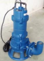 WQK Submersible sewage pump with cutting impeller