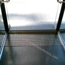 Decorative Stainless steel Wedge Wire Panel