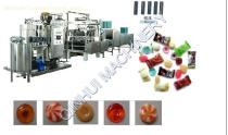 full automatic hard candy production line
