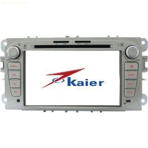 "7"" car 2-din DVD Player for Ford Mondeo/Focus/S-Max with 8CD Virtual,SD,USB,FM,IPOD,PIP,BT,TV,GPS and Arabic"