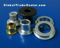 Forging fasteners made in Malaysia.