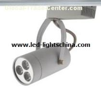 shop LED track light, energy saving show room high power LED tracking light, high quality lamp