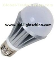 E27 LED lamp, energy saving light bulb, LED interior lighting, home and commercial lights