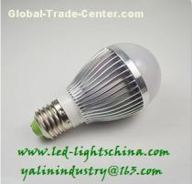 5W E27 LED bulb lamp, energy saving B22 light bulb, high power LED indoor lighting, home and commercial lights