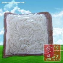 fresh wet rice noodle