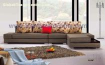 contemporary sectional sofa, fabric leisure seat, L sharp corner sofa, modern home furniture