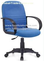 fabric office chair, swivel lift chair, revolving seat, manager chair, upholstery executive seat, computer arm rest furniture