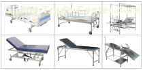 YOHO hospital bed, orthopedic bed, ICU bed, examination table, delivery table, stretcher