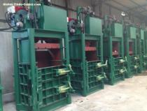 garbage compression balers