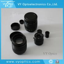 Different types of optical CCTV lens for camera