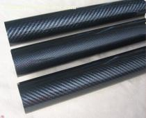 High gloosy carbon fiber tube suit for decoration, kite,sports products
