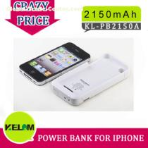 2150mAh New Design Portable Power Station For Iphone, Itouch Ipod