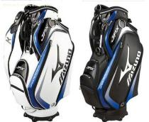 man golf bag