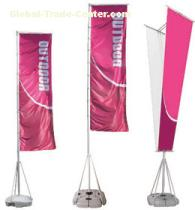 Giant Flag Pole,Wind Dancer Outdoor,Portable Giant pole