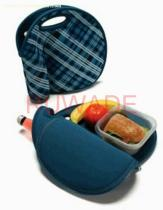 Neoprene lunch/picnic bag