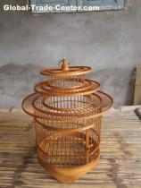 Wholesales Quality Bamboo Bird Cages, Bird Trap Cages, pet house