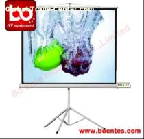70~100 Inch Tripod Screen (matte white)