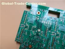 Multilayer PCB Built On 1.6mm FR-4 With 4 Layer Copper Track