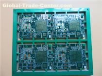 10 Layer PCB Built On Tg170 FR4 With Single-End / Differential Impedance Control