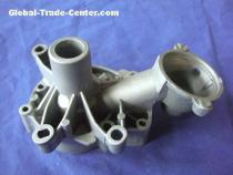 CNC machining aluminum die casting parts