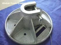 2012 Popular Aluminum die casting parts