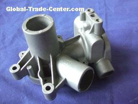 Die cast aluminum alloy parts
