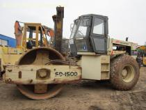Used Road Roller  Ingersoll-rand SD150D