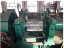 Rubber Crushing And Refining Mill