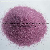 Pink fused aluminum oxide for abrasive tools