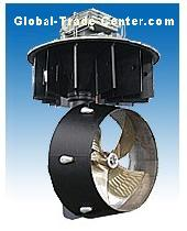 ship propulsion system, bow thruster,stern thruster,tunnel thruster, rudder propeller