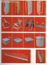 Hatch cover,manhole cover,steel ladder, air vent pipe,zine anode,aluminum anode,cabin ladder