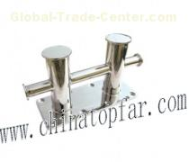 Stainless steel bollard,chock,roller fairlead,cleat,hawse pipe,bow anchor roller for boat and yacht