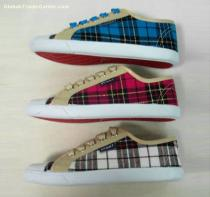 Sell Lady canvas shoes,leisure shoes ,injection shoes,Vulcanized shoes
