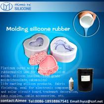 Additional cured silicon rubber raw materials